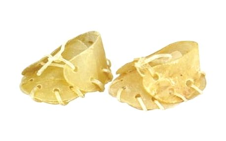 HUHU žvýkací botička pro psy 12,5 cm