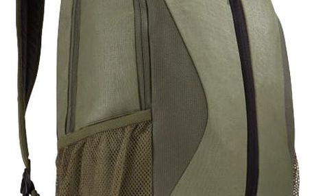 CaseLogic batoh Ibira pro notebook 15,6'' a tablet 10'', zelená - CL-IBIR115PTG