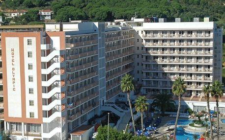 Španělsko - Costa Brava na 8 dní, all inclusive, plná penze nebo snídaně s dopravou vlastní