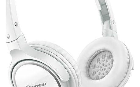 Pioneer SE-MJ512, bílá - SE-MJ512-W