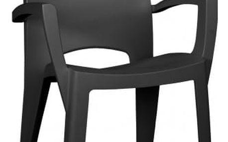 Spring - Židle (antracit)