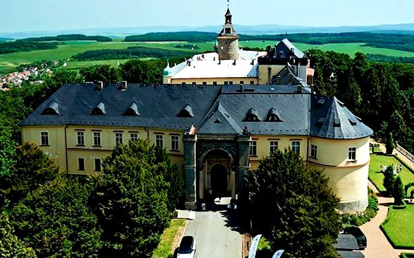 Chateau hotel Zbiroh
