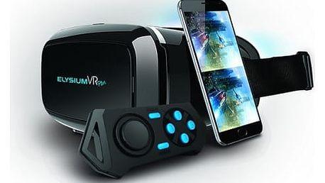 Brýle pro virtuální realitu GoClever Elysium VR PLUS BT (VRELYSPLUS)