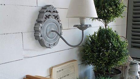 Sada 2 nástěnných lamp Orchidea Milano Country - doprava zdarma!