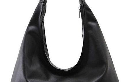 Dámská kabelka v atraktivní černé barvě - dodání do 2 dnů