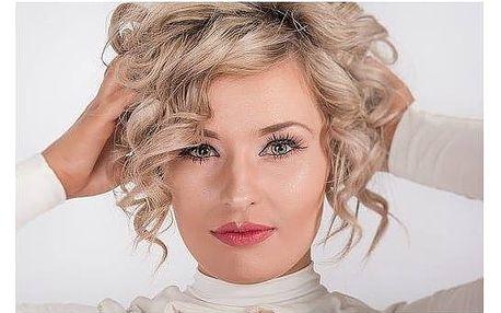 Posílení vlasů - Brazilský keratin + střih + melír/barva!!!