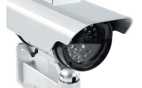 Atrapa KÖNIG kamera IR LED, Solar venkovní