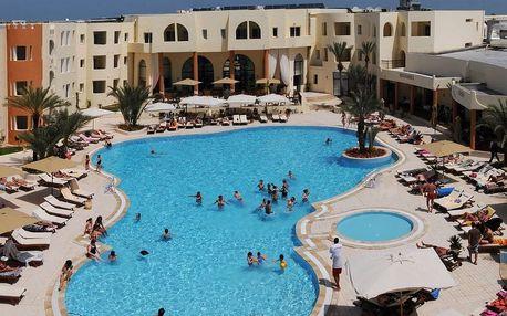 Tunisko - Djerba na 15 dní, all inclusive s dopravou letecky z Prahy