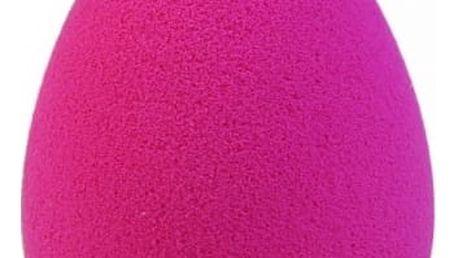 Praktická houbička na makeup - tmavě růžová - dodání do 2 dnů