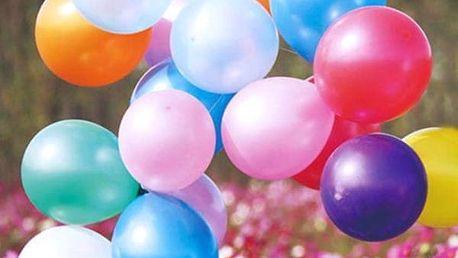 Balónky na párty 10 kusů