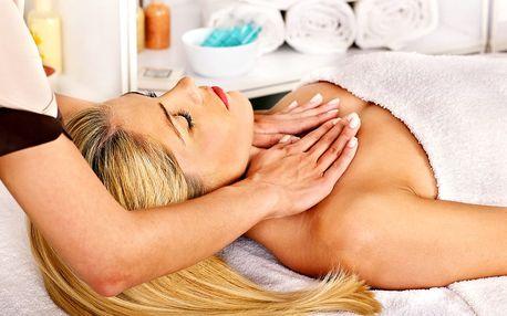70min. manuální liftingová masáž obličeje v Ostravě