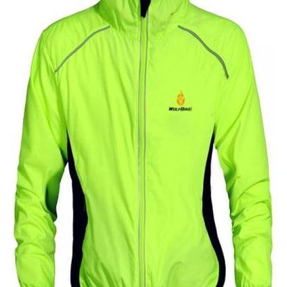 Pánská cyklistická bunda s reflexními prvky - 5 barev