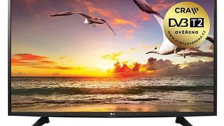 Televize LG 49LH570V černá