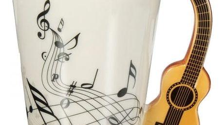 Keramický hrnek pro milovníky hudby - 6 variant