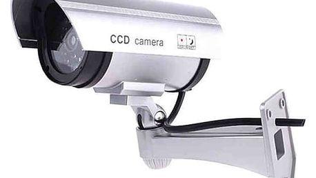 Maketa venkovní bezpečnostní kamery