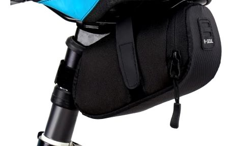 Obdélníková taška pod sedlo kola - 3 barvy