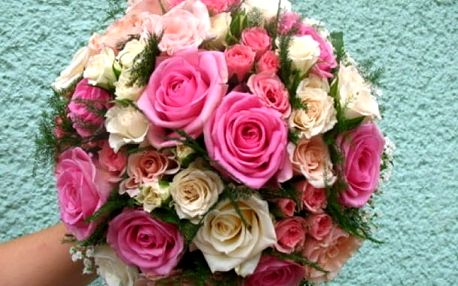 Vázané kytice pro pokročilé