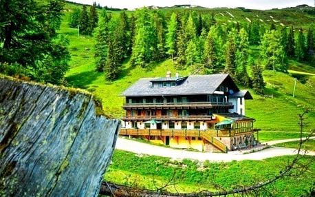 Alpy s polopenzí + dítě do 15 let zdarma