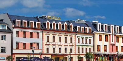 Hotel Slovan Jeseník