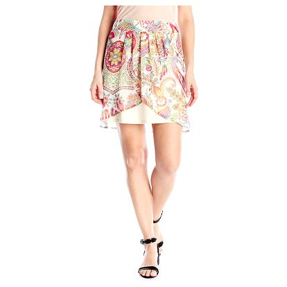 Desigual světlá sukně Erika - 42