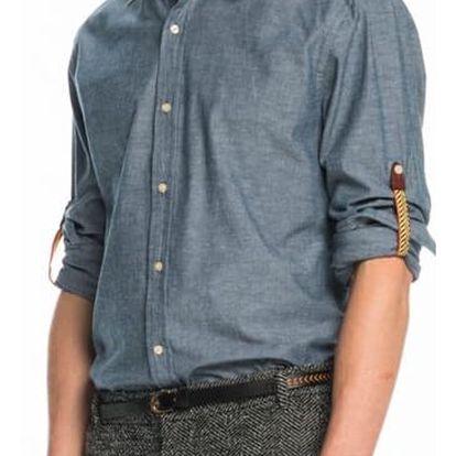 Scotch&Soda denim pánská košile Stretch - XL