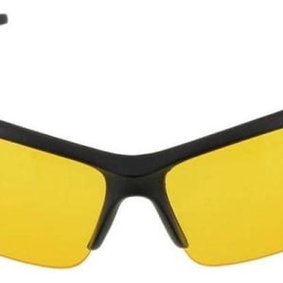 Sportovní sluneční brýle v několika barvách