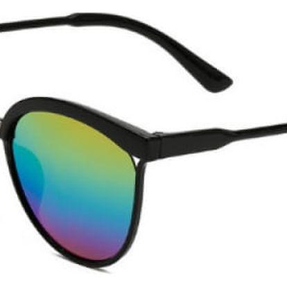 Unisex brýle - barevné čočky