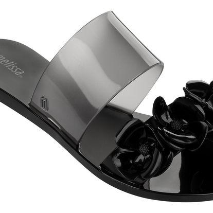 Melissa černé boty Wonderful Black - 35/36