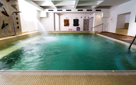 Hotel Central Klatovy *** na Šumavě s polopenzí a wellness