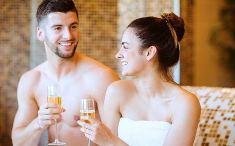 Královský wellness pobyt v Poděbradech pro dva