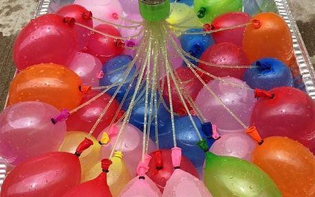 Sada balónku na vodní bitvu