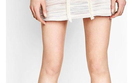 Desigual světlá sukně Lisa - M