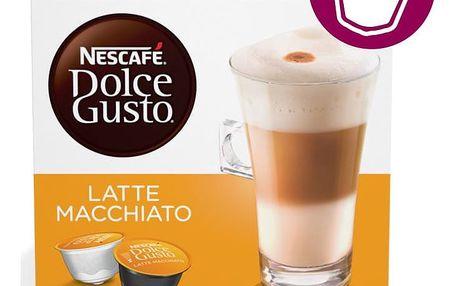 Káva NESCAFÉ DOLCE GUSTO Latte Macchiato 8 ks