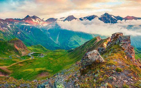 Horský pobyt v srdci úchvatných Rakouských Alp