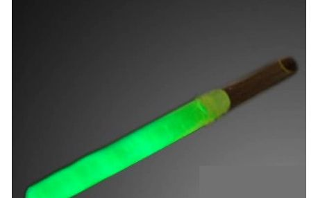 Fluorescenční světelné tyčinky - 50 kusů