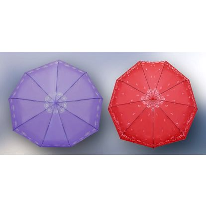 Dámské a pánské automatické skládací deštníky