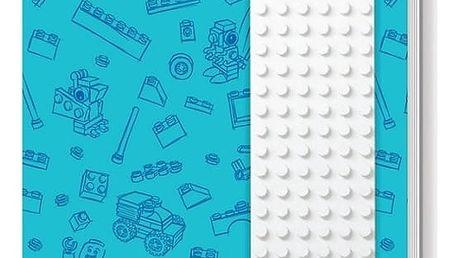 Modrý zápisník LEGO®