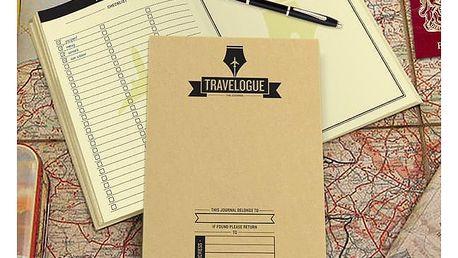Cestovní deník Travelogue