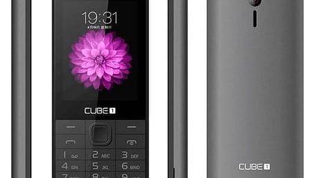Mobilní telefon CUBE 1 F400 černý