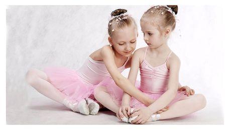 Lekce baletu pro holčičky od 3,5 do 5 let