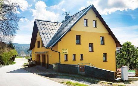 3–7denní pobyt v Apartmánech 22 ve Vítkovicích v Krkonoších pro 4 osoby