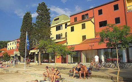 Chorvatsko - Krk na 8 až 11 dní, polopenze s dopravou vlastní