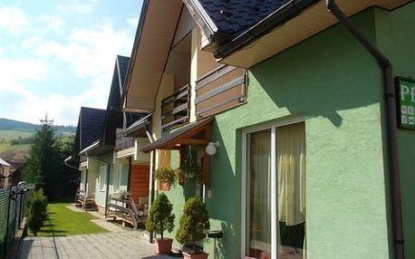 Slovensko, Orava: 3-6 dní pro dva s polopenzí, fitness a wellness