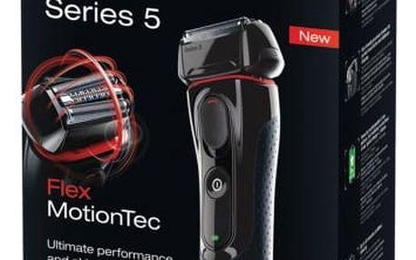 Braun Series 5-5030S FlexMotionTec + 800 Kč zpět!