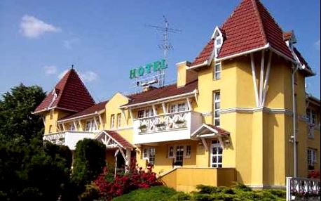 Dovolená u Balatonu pro 2 osoby v hotelu se zámeckým stylem se snídaní