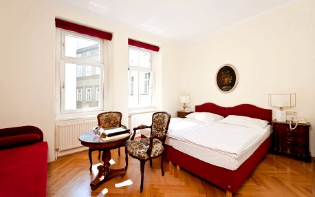 Luxusní rodinný pobyt v centru Vídně včetně snídaní