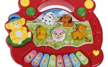 Farma zvířat - hudební hračka pro děti - dodání do 2 dnů