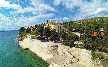 Chorvatsko - Crikvenica na 8 až 10 dní, plná penze s dopravou vlastní nebo autobusem