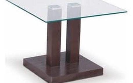 Konferenční stůl Gaya Halmar wenge