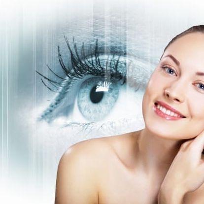 Laserová operace pro jedno nebo obě oči vč. kompletní péče